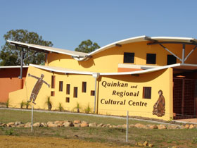 The Quinkan and Regional Cultural Centre - Tourism TAS