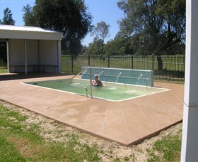 Mungindi Hot Pool - Tourism TAS