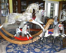 Rocking Horse Restorations - Tourism TAS
