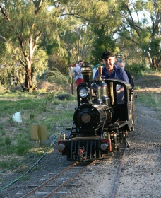 Jerilderie Steam Rail - Tourism TAS