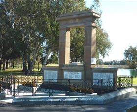 Memorial Park and Garden - Tourism TAS