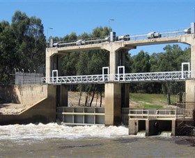 Yanco Weir - Tourism TAS