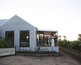 Quoin Hill Vineyard - Tourism TAS