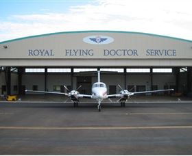 Royal Flying Doctor Service Dubbo Base Education Centre Dubbo - Tourism TAS