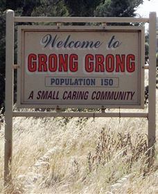Grong Grong Earth Park