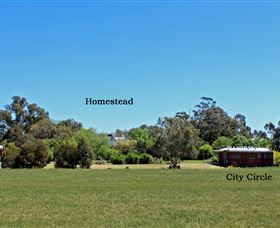 Hazeldean at Quandary Ariah Park and Temora - Tourism TAS