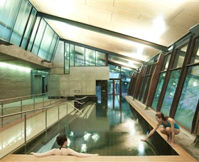 Hepburn Bathhouse  Spa - Tourism TAS