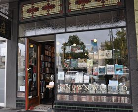 The Known World Bookshop  Boutique City Apartment