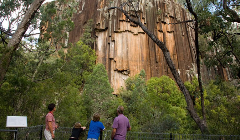 Sawn Rocks walking track - Tourism TAS