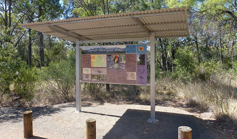 Deriah Aboriginal Information Bay - Tourism TAS