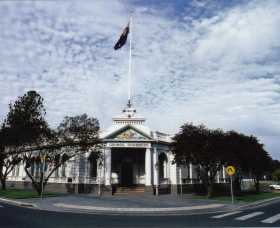 Museum of The Riverina - Historic Council Chambers Site - Tourism TAS