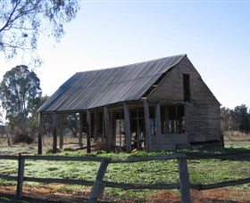 Cobb and Co Stables Morven - Tourism TAS