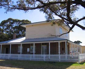 Restored Australian Inland Mission Hospital - Tourism TAS