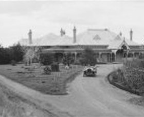 Ammerdown Historic Homestead - Tourism TAS