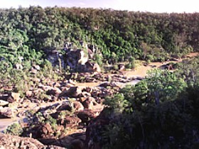 Auburn River National Park - Tourism TAS