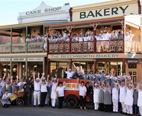 Beechworth Bakery - Tourism TAS