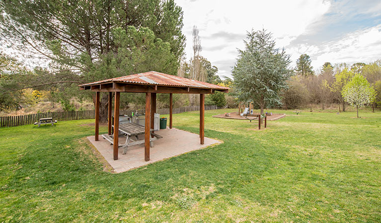 Bill Lyle Reserve picnic area - Tourism TAS