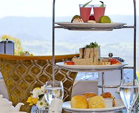 Hydro Majestic afternoon High Tea - Tourism TAS