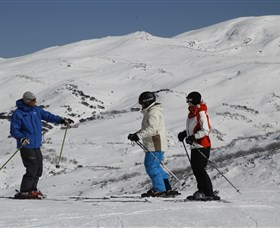 Perisher Ski Resort - Tourism TAS