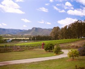 Catherine Vale Wines - Tourism TAS