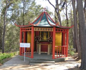 Shrine of Our Lady of Mercy at Penrose Park - Tourism TAS