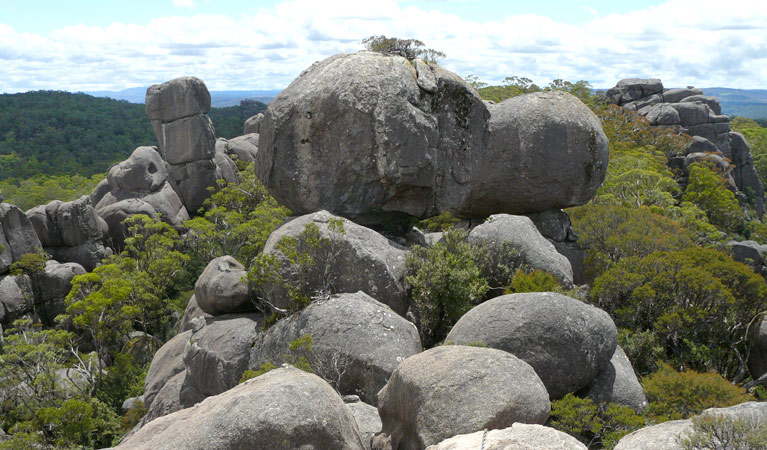 Cathedral Rock National Park - Tourism TAS