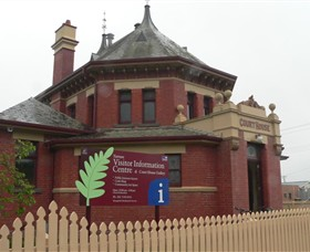 Yarram Courthouse Gallery Inc - Tourism TAS