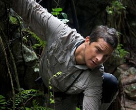 Bear Grylls Survival Academy - Tourism TAS