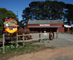 Sully's Cider at the Old Cheese Factory - Tourism TAS