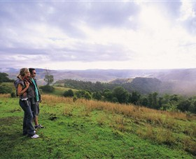 Mallanganee Lookout - Tourism TAS