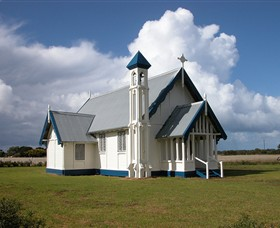 Tarraville Church - Tourism TAS