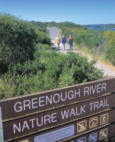 Greenough River Nature Trail - Tourism TAS