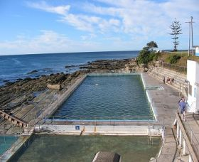 The Entrance Ocean Baths - Tourism TAS