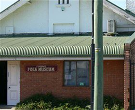 Casino Folk Museum - Tourism TAS