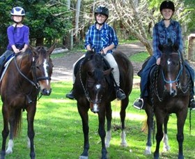Kings Creek Saddle Club - Tourism TAS