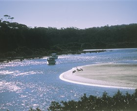 Jack Buckley Memorial Park and Picnic Area - Tomakin - Tourism TAS