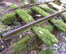 Wootton Historical Railway Walk - Tourism TAS