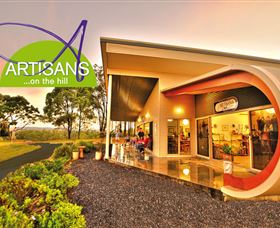 Artisans On The Hill - Tourism TAS