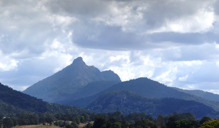 Wollumbin National Park - Tourism TAS