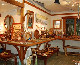 The Woodcraft Gallery - Tourism TAS