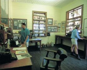 Hamelin Pool Telegraph Station - Tourism TAS