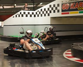 Slideways - Go Karting Gold Coast - Tourism TAS