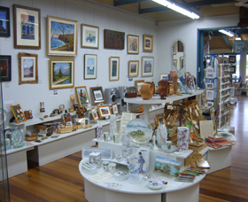 Ferry Park Gallery - Tourism TAS