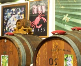 Ghinni Wines - Tourism TAS