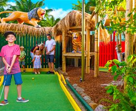 Putt Putt Mermaid Beach - Tourism TAS