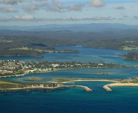 Cycle Narooma to Dalmeny - Tourism TAS