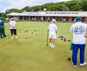 Black Head Bowling Club - Tourism TAS