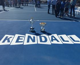 Kendall Tennis Club - Tourism TAS