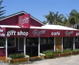 Rosies Cafe and Gallery - Tourism TAS