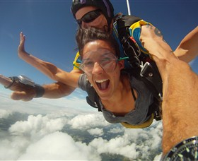 Gold Coast Skydive - Tourism TAS